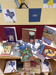 April Book Displays @ Forest Hills Library, SAPL