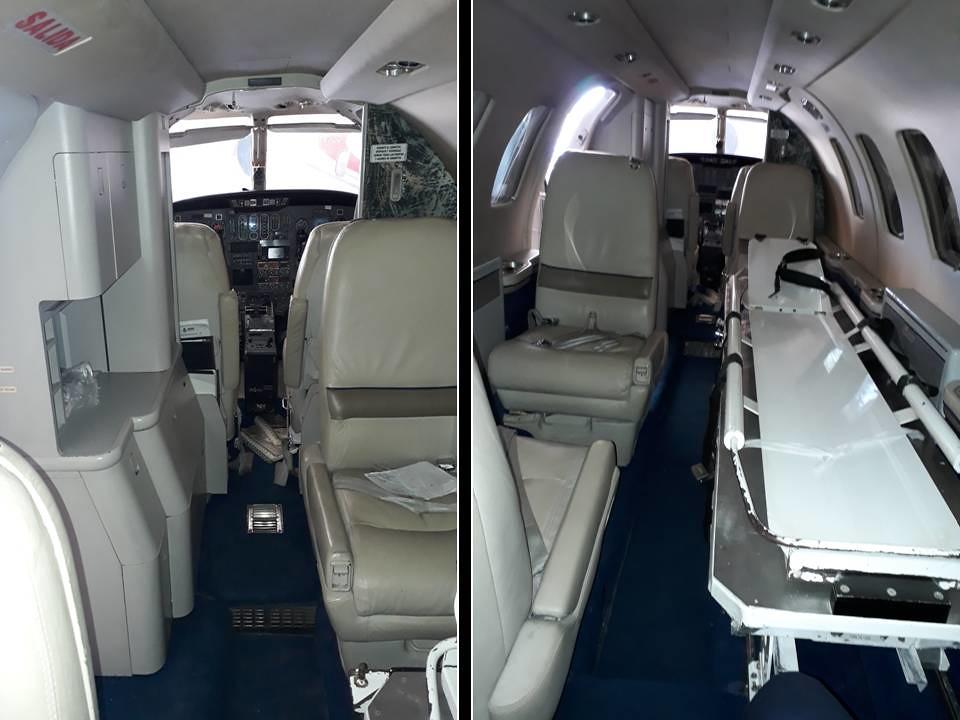 2019-04-10 PRENSA: Remate Avión de la Provincia