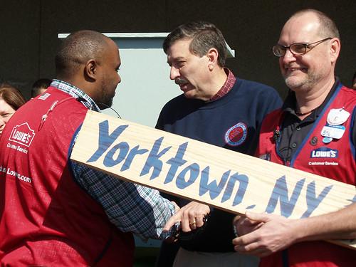 Lowe's Yorktown Grand Opening