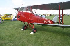 G-AVPJ de Havilland DH-82A Tiger Moth [86326] Sywell 010918