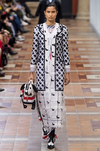 Thom Browne Womenswear Fall/Winter 2019/2020 53