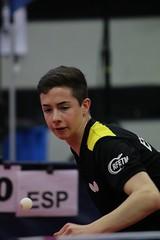 Norbert Tauler - ITTF Junior Circuit Premium French Open 2019