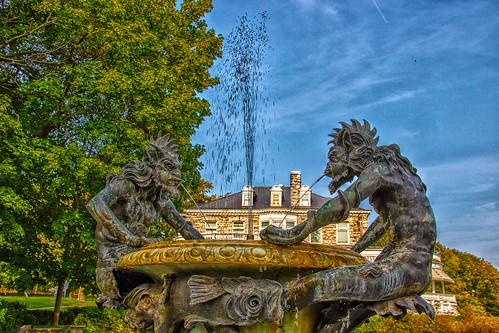 Brockville Ontario -  Canada  - Fulton Place - Heritage Trust - Water Fountain | by Onasill ~ Bill Badzo