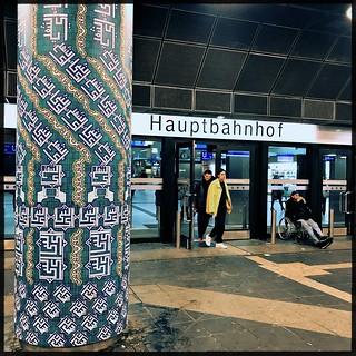 Die Säulen von Düsseldorf