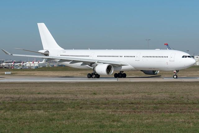 Air Caraibes / A333 / F-GOTO / LFPO 08