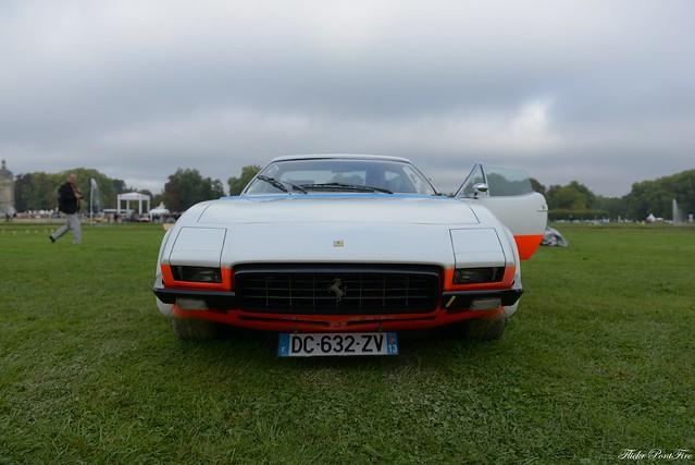 1972 Ferrari 365 GTB/4 Michelotti NART spider