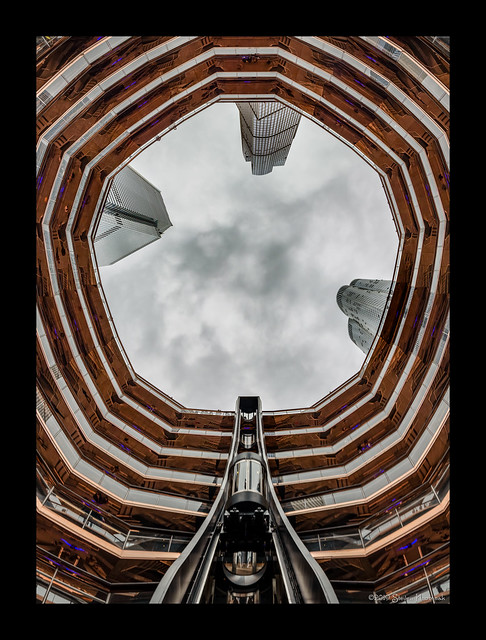 The Vessel - Looking Up