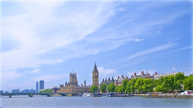 Streets London: Parliament House