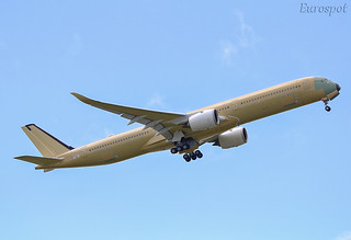 F-WZNI Airbus A350-1000 Etihad