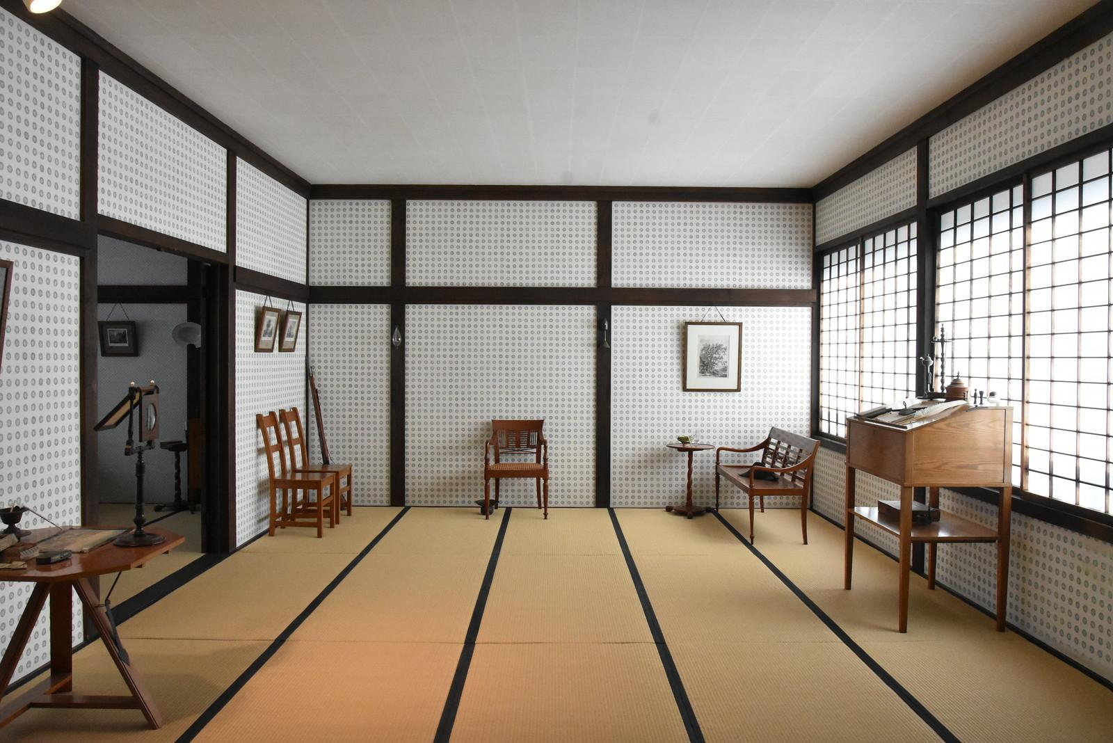 Dejima - Comptoir hollandais à Nagasaki