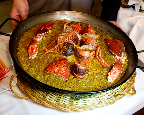 Galician Lobster Paella | by owntwohands