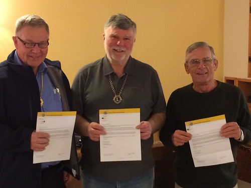 Long Service Awards | by Westport Ontario Lions Club