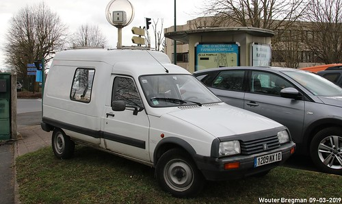 Citroën C15D 2001 | by XBXG