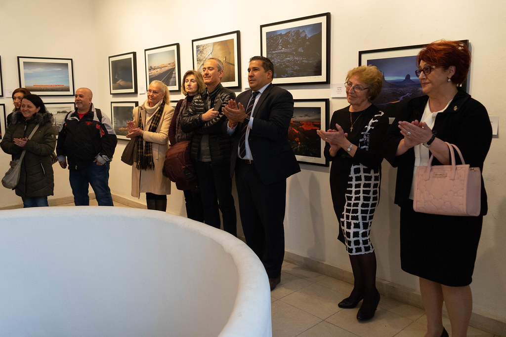 Ambassador Rubin Opened Photo Exhibit in Varna