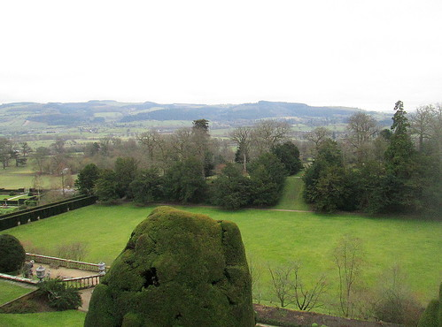 Powis Castle Gardens | by piningforthewest