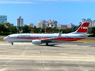American (TWA) N915NN SJU ready to Chicago | by Joan Ortiz Serrano