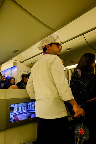 Onboard chef | by A. Wee