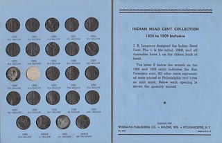 W215 end flap | by Numismatic Bibliomania Society