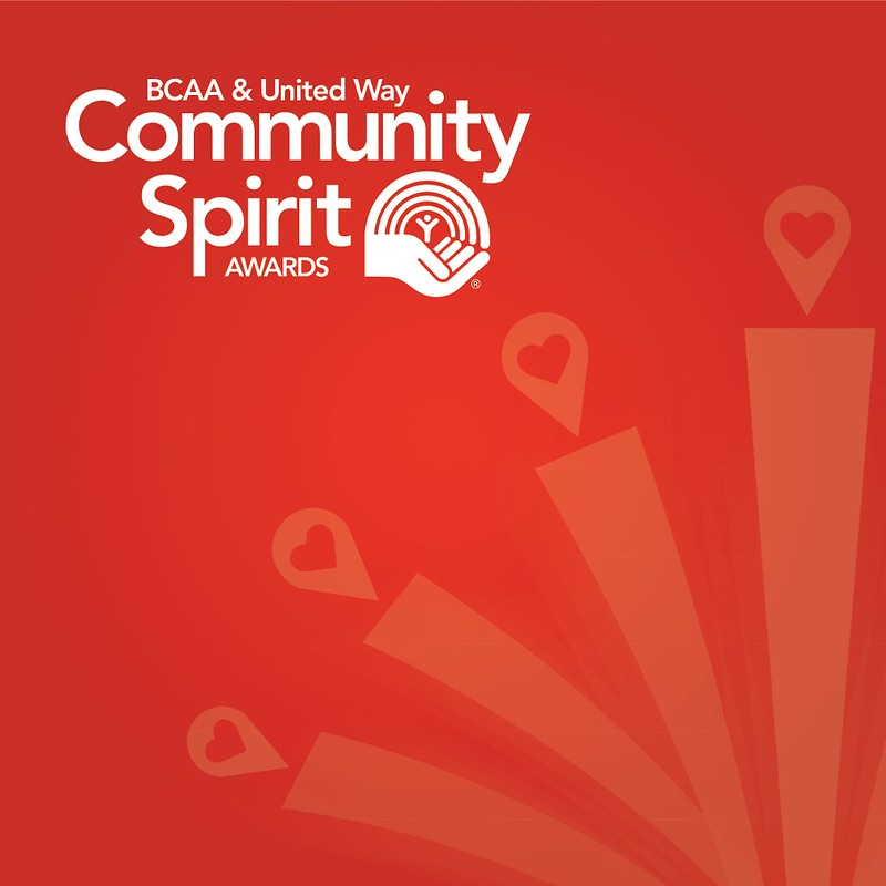 BCAA & United Way Community Spirit Awards April 23, 2019