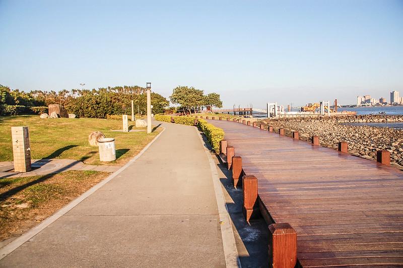 八里左岸自行車道 1