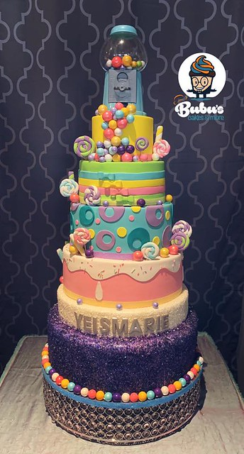 Cake by Bubu's Cakes & More