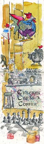 chickenbar | by uebero