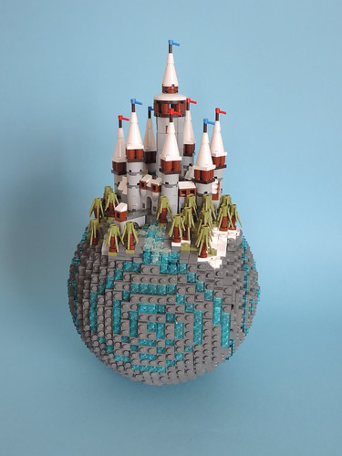 Castle on a Ball