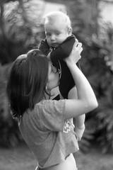 Mi hija y mi nieto IV