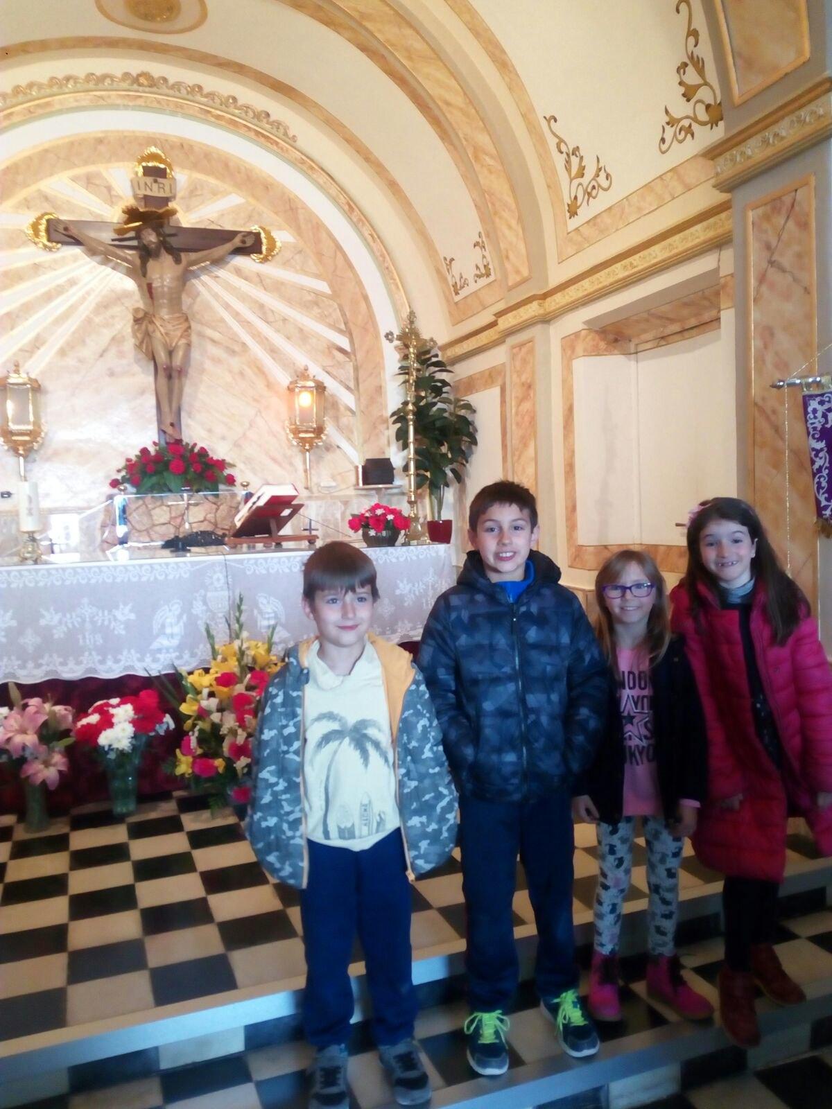 (2018-03-23) II Vía Crucis Infantil (Catequistas) (03)
