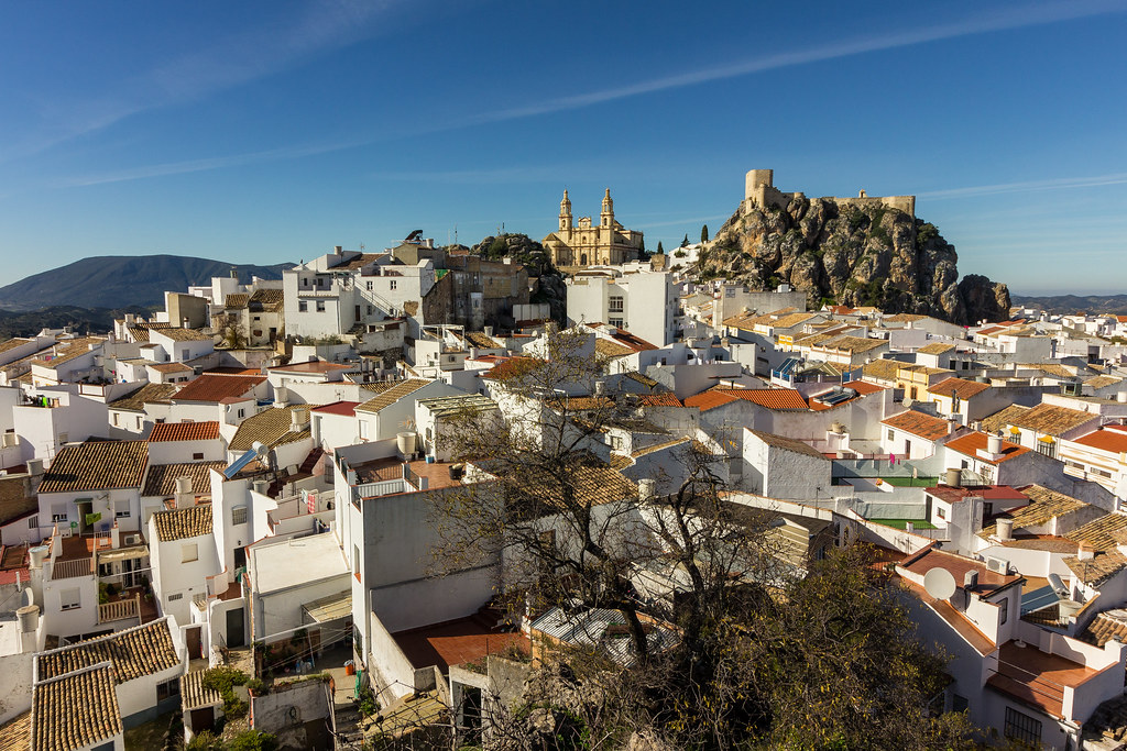 Spain - Cadiz - Olvera