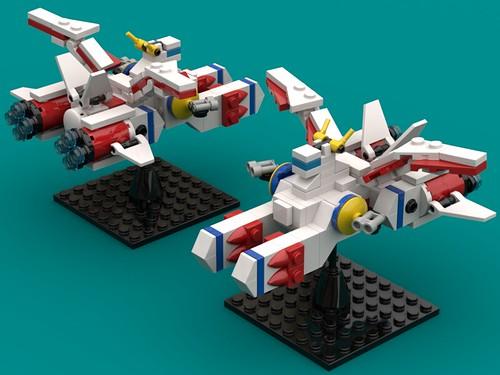 Pegasus Class | by The Hydromancer