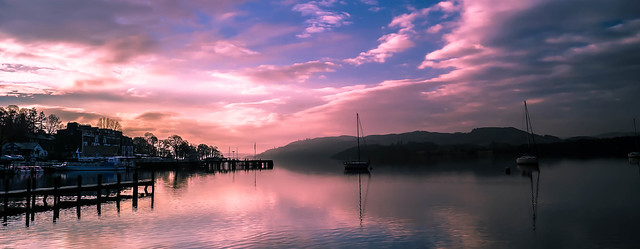 Lake Windermere Morning