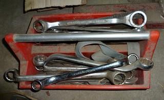 Yesterday's Tools   by K Garrett