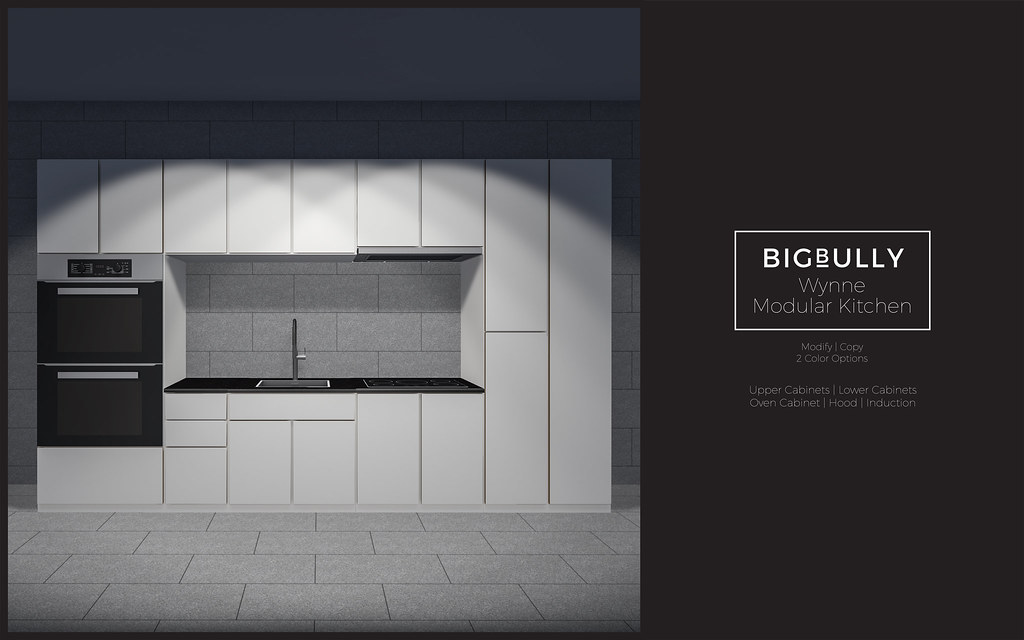 Bigbully Wynne Modular Kitchen Collabor88 Get It Exclusi Flickr