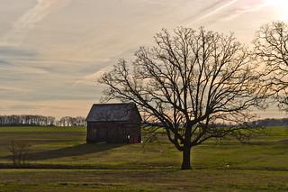 Old Barn in Rolling Meadow | by ramseybuckeye