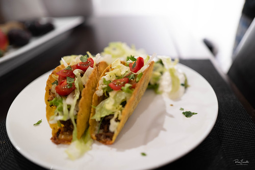 Baked Tacos are really nice