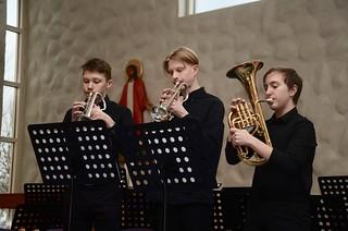 Hjalmar, Lucas och Jakob