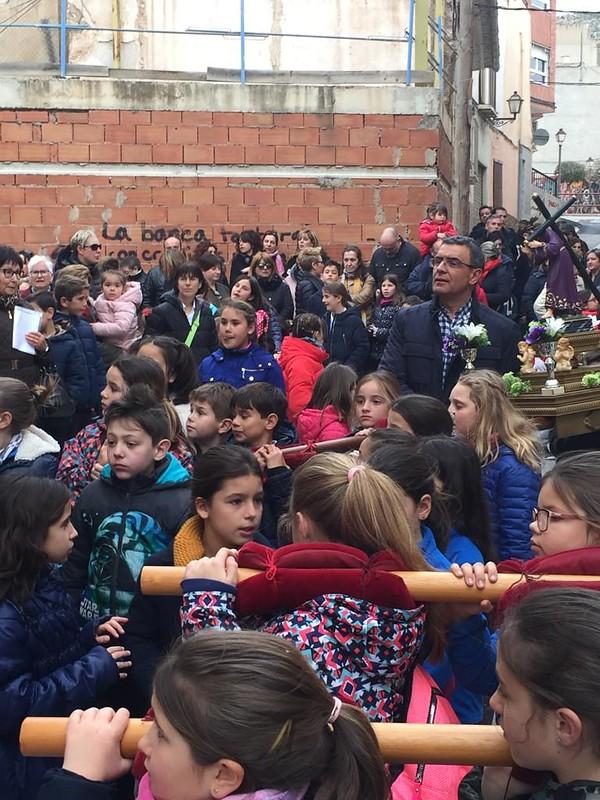 (2018-03-23) II Vía Crucis Infantil (Pedro Amat Amat)