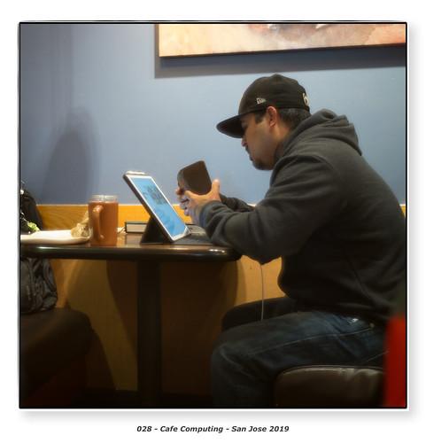 Cafe Computing | by Godfrey DiGiorgi