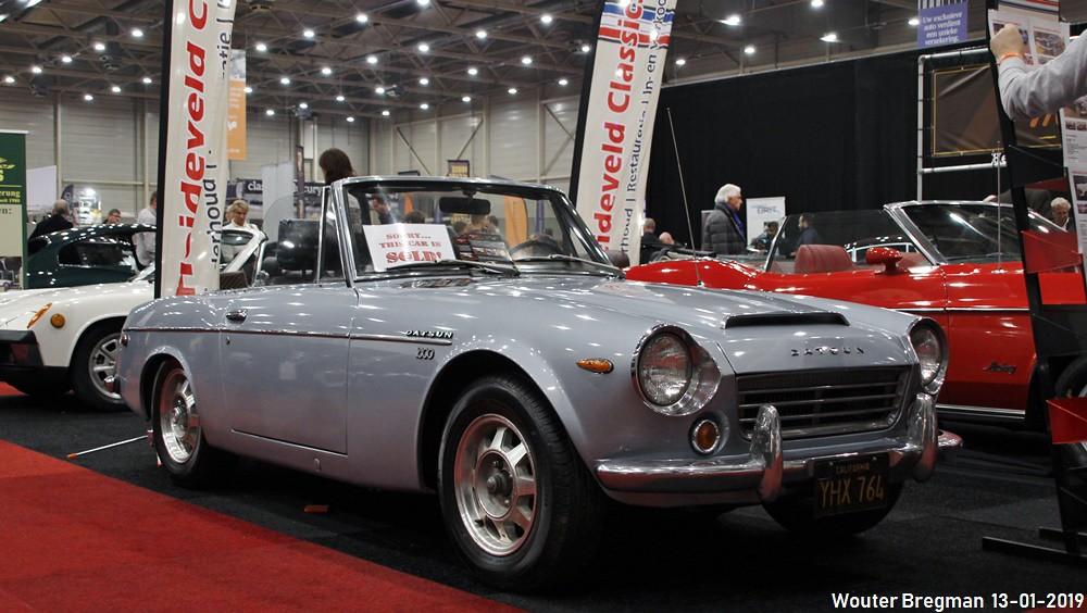 Datsun 1600 Roadster >> Datsun Fairlady 1600 Roadster 1969 Interclassics 2019 Maas