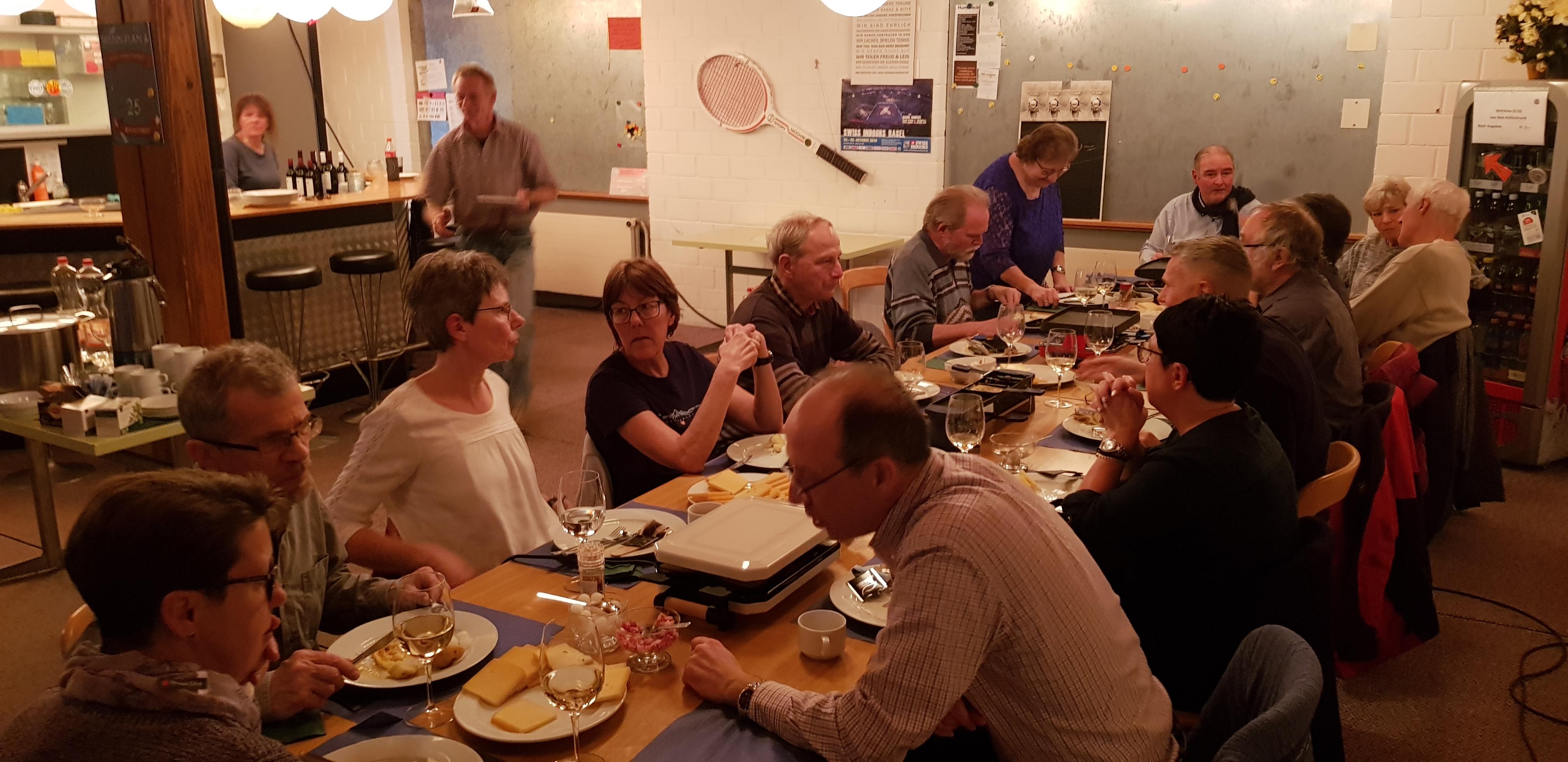 09.02.2019 Racletteplausch mit Jass