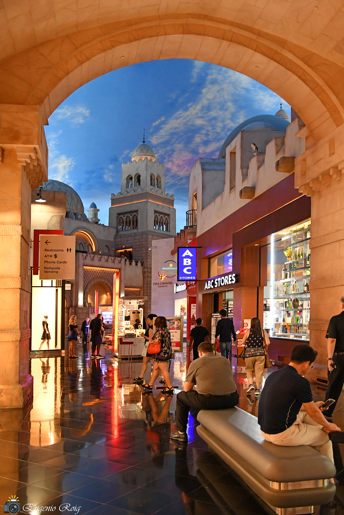 Miracle Mile Shops  Planet Hollywood Resort & Casino  Las