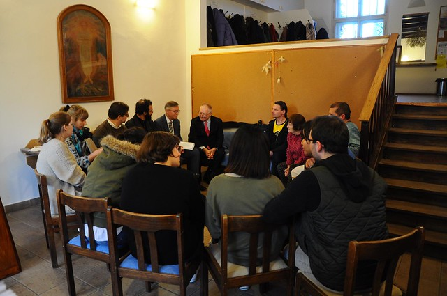 Czech-2019-02-04-World Interfaith Harmony Week Observed in Prague