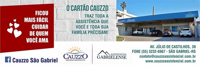Banner Cauzzo Assistencial São Gabriel