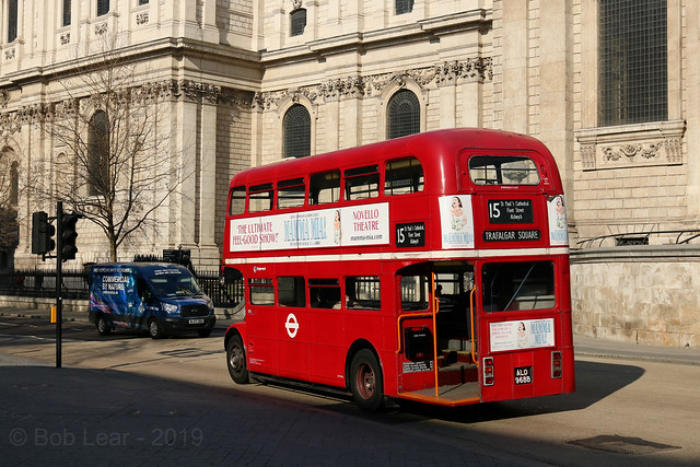 Stagecoach London RM1968 - ALD 968B