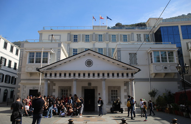 The Convent Guard House, Gibraltar