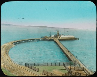 Port of Gladstone, Queensland ca. 1910
