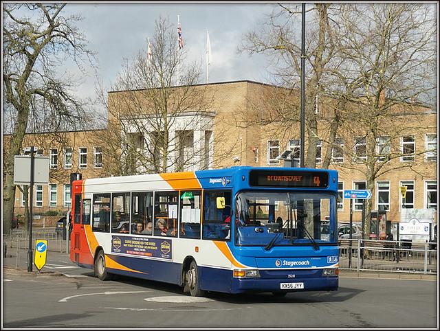 Stagecoach 35218