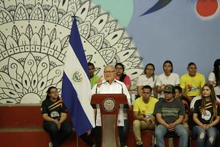 Inauguración de remodelación de Jóvenes con todo, Sonsonate (11)   by Fotos Presidencia El Salvador