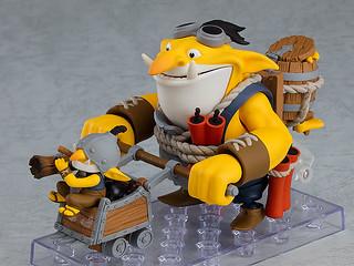 黏土人系列《刀塔》三人組「Techies」!ねんどろいど DOTA2  テキーズ